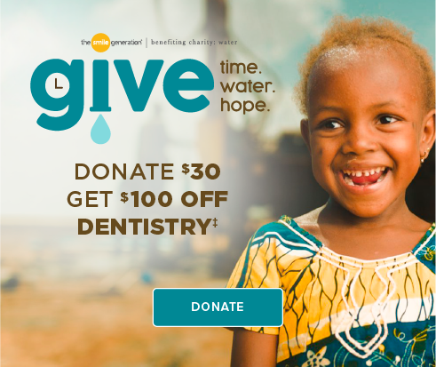 Donate $30, Get $100 Off Dentistry - Paradise Smiles Dentistry