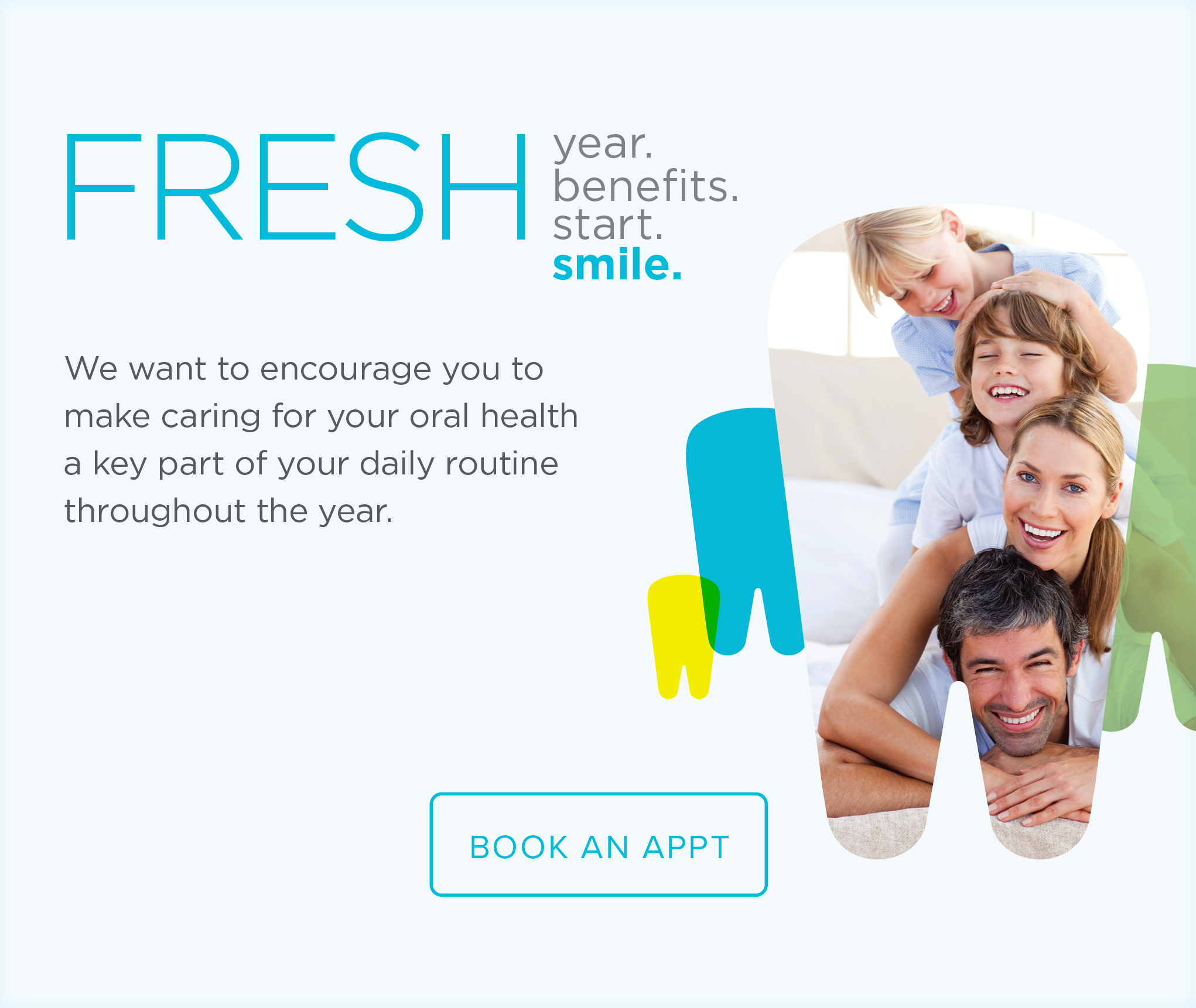 Paradise Smiles Dentistry - Make the Most of Your Benefits